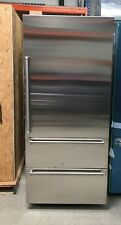 "Sub-Zero IT-36CI - 36"" Designer Over Under Refrigerator Freezer with Stainless"