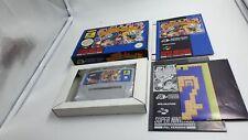 Jeu Super Nintendo SNES Super Adventure Island II 2 complet UKV + Poster