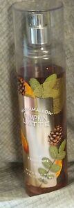 Bath & Body Works MARSHMALLOW PUMPKIN LATTE Fine Fragrance Mist 8 oz Read Descri