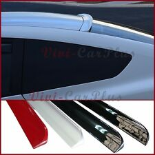 Painted 13-16 Honda Civic 9th EX LX Si Coupe 2DR B Type PU Roof Wing Spoiler Lip