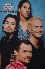 RED HOT CHILI PEPPERS - A3 Poster (ca. 42 x 28 cm) - Clippings Fan Sammlung NEU