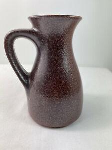 Mid Century Bay Keramik West German Vase with Handle 711-17