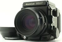 【Exc+5】 Mamiya RZ67 Pro Body w/ Sekor Z110mm f2.8 W Lens + 120 Film Back Japan