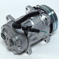 NEW SANDEN OEM FLEX7 A/C Compressor AND CLUTCH U4860