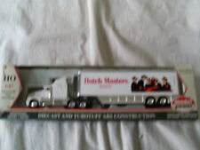 MODEL POWER 1:87  HO SCALE TRACTOR TRAILER DUTCH MASTERS QUALITY
