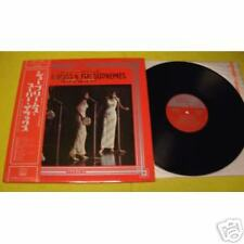DIANA ROSS&THE SUPREMES/SUPER DELUXE LP JAPAN OBI