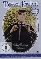 DVD NEU/OVP - Buster Keaton - Silent Comedy Classics - Vol. 2