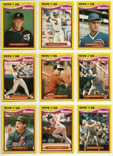 1989 Topps Toys R Us 33-card ROOKIE Set   Roberto Alomar  Mark Grace  Ron Gant
