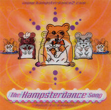 Hampton the Hampster : The Hampster Dance Song CD