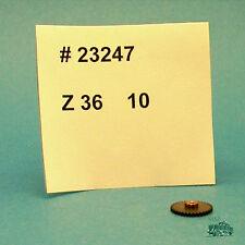 M&B Marklin Ho 23247 Cogwheel Z 36 10 beisatzrad