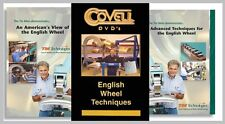 Using the English Wheel (3 DVD Set) / wheeling machine / machine shop