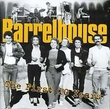 FREE US SHIP. on ANY 3+ CDs! USED,MINT CD Barrelhouse: First 10 Years