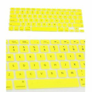 """Silicone Keyboard Skin Cover For Apple Macbook Air 11""""   A1370 / A1465 Models"""