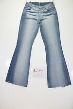 Levis 544 Flare Bootcut Code B299 Tg40 W26 L32 jeans d'occassion Taille Basse