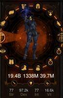 DIABLO 3 PS4 Primal Ancient Modded (Demon Hunter, Assassins) Set.