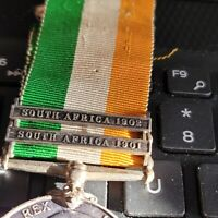 King's South Africa Medal--Pvt. Morrison RY Scots