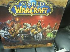 WORLD OF WARCRAFT  2016 WALL CALENDAR 16 MONTH 12 PHOTOS NEW SHRINK WRAPPED