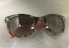 a6964946f491 Authentic Fendi 0086 S 0HK3 D8 Havana Honey Cherry Sunglasses