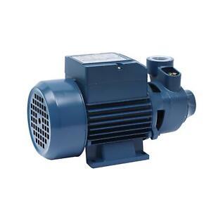 KATSU Centrifugal Peripheral 1/2 HP Water Pump Home Pond Garden Farm Tank 151112