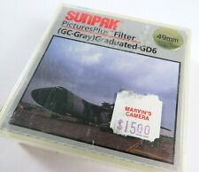 Sunpak 49mm Graduated-GD6 PicturesPlus Filter GC-Gray, In Case