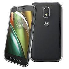 para Motorola Moto E 3ª Generación - ultra fino transparente sintético