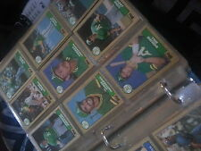 Baseball Cards by team