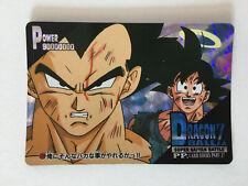 Dragon Ball Z PP Card Prism 1224 Version Hard