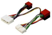 20-161 CITROEN C4 2004 ONWARDS QUADLOCK CONNECTOR RADIO ISO LEAD CABLE