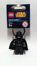 Brand New Lego - Darth Vader Keyring (2014) - Star Wars - 850996