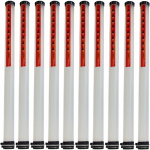 MASTERS ORIGINAL CLIKKA TUBE / GOLF PRACTICE BALL COLLECTOR -HOLDS 20 GOLF BALLS