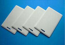 100 Keycards Proximity Prox Clamshel Card Works With Prox 1326 1386 26Bit H10301