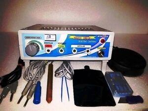 Electrosurgical Generator Mini Skin Electrocautery Diathermy Bipolar Machine W8B