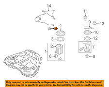SUBARU OEM 08-14 Tribeca 3.6L-H6 Fuel System-Fuel Pump Nut 902370033