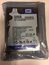 """*New* Western Digital (WD3200BEVE) 320GB,5400RPM,2.5"""" Internal IDE Hard Dri"""