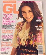 GL Magazine Crystal Reed  Bikini Bodys June/July 2011 072717nonrh2