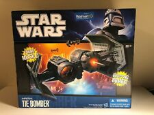 Star Wars !!!SEALED!!! 2010 Imperial Tie Bomber Hasbro MIB
