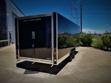 6m ALUMINUM CARGO TRAILER- 2m/High x 2.4m/Wide- FINANCE AVAILABLE