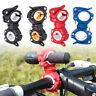 360° Flashlight Torch Rotating Bike Bicycle Handlebar Mount Clamp Clip Holder