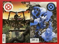 Marvel Lot of 2 - Powers Of X #1 (3rd Printing) & Powers of X #2 (2nd Printing)
