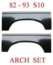 82 93 Chevy S10 Upper Arch Repair Panel Set GMC S15 Rust Repair