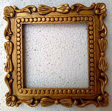 Vintage Design Wooden Picture Photo Frame Home / Room Indian Art