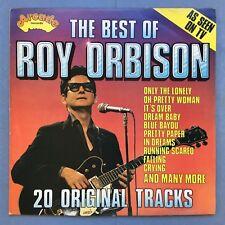 The Best of Roy Orbison - 20 ORIGINAL Titres - Arcade lsp-13158 ex-condition
