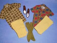VINTAGE 1960'S KEN #783 SPORTS SHORTS CLOTHING ENSEMBLE + Pak Sport Shirt