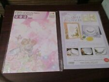 Card Making Paper Craft Scrap Book decoupage Sheets - Floral Designs