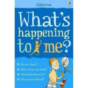 Whats happening to me for boys - Growing up Book NEW