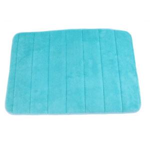 Memory Foam Microfibre Bath Room Mat Absorbent Rug Pad Carpet CF