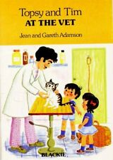 Topsy and Tim at the Vet (Topsy & Tim Handy Books) by Adamson, Gareth Paperback