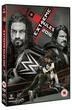 WWE: Extreme Rules 2016 NEW SEALED DVD