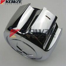 Replacement Wheel Center Hub Caps + Retention Clip 4PCS for Pajero Sport Triton