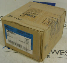 Cooper Crouse-Hinds CDR3044 POWERMATE Receptacle 30A 600VA *NEW *FACTORY SEALED